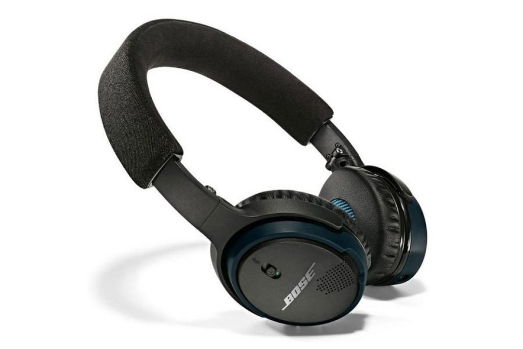 Cuffie wireless Bose On-Ear, Triple Black